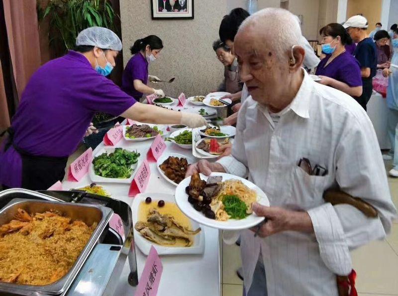 中国のコミュニティ食堂