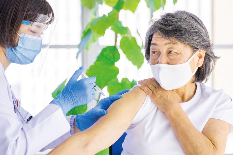 ワクチン接種付き添いプラン